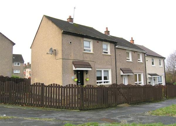 Thumbnail End terrace house for sale in Blairbeth Place, Rutherglen, Glasgow