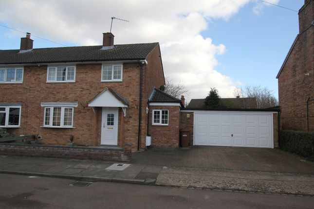 Thumbnail Semi-detached house to rent in Southsea Road, Stevenage