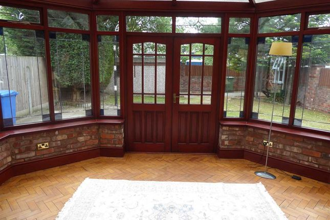 Conservatory of Ash Grove, Heald Green, Cheadle SK8