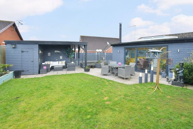 Garden of Derwent Crescent, Kidsgrove, Stoke-On-Trent ST7