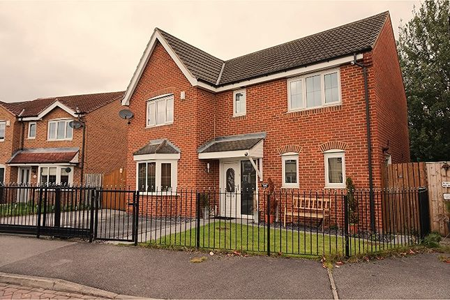 Thumbnail Detached house for sale in Kingfisher Drive, Barnsley