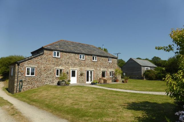 Thumbnail Barn conversion for sale in Lostwithiel