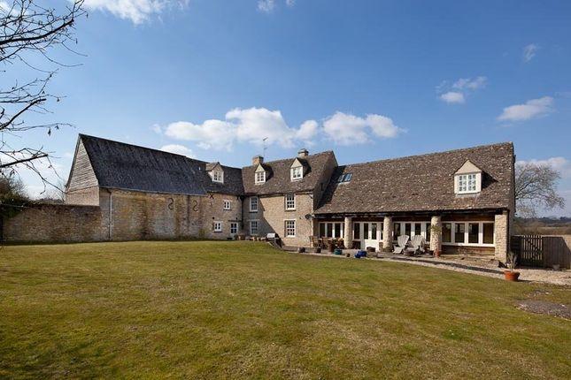Thumbnail Farmhouse to rent in Farm Lane, New Yatt, Witney