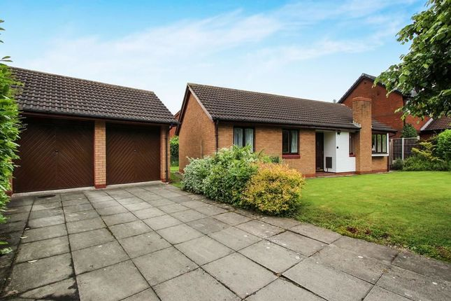Thumbnail Bungalow for sale in Hill Crescent, Newton, Preston