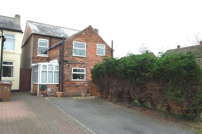 Thumbnail Semi-detached house to rent in Royal Hill Road, Spondon, Derby