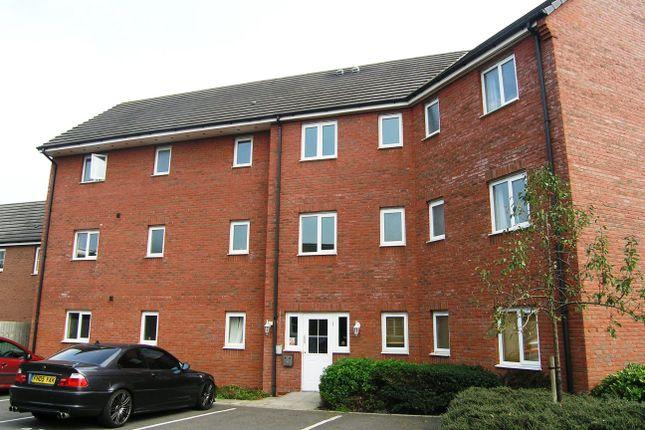 2 bed flat to rent in Barley Leaze, Allington, Chippenham SN14