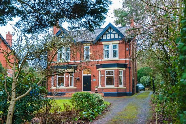 Thumbnail Detached house for sale in St. Helens Road, Ormskirk