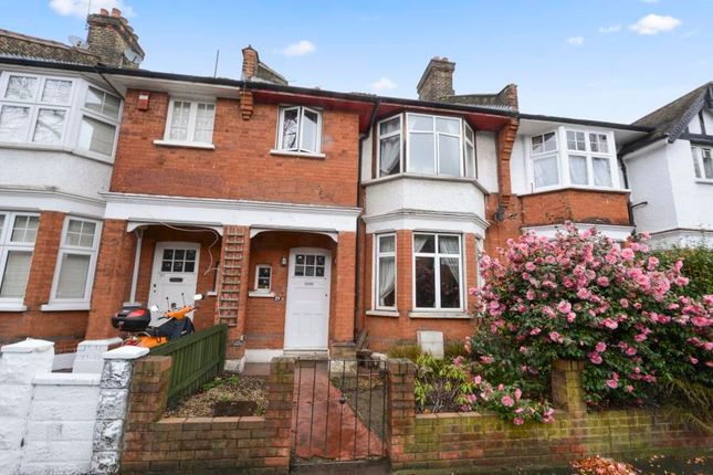 3 bed terraced house for sale in Waldegrave Road, London