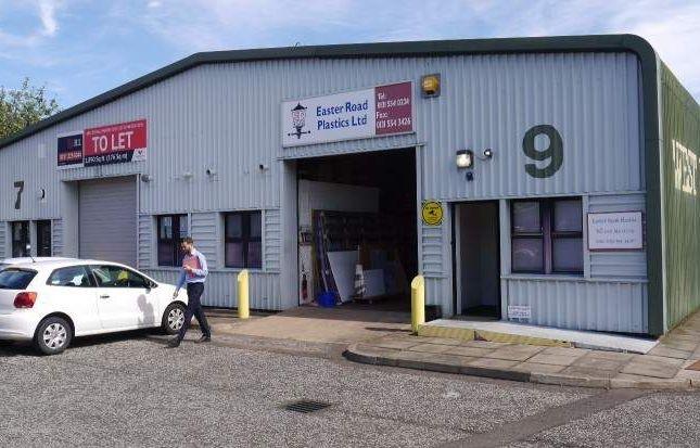 Thumbnail Light industrial to let in Unit 7 West Telferton Industrial Estate, Edinburgh