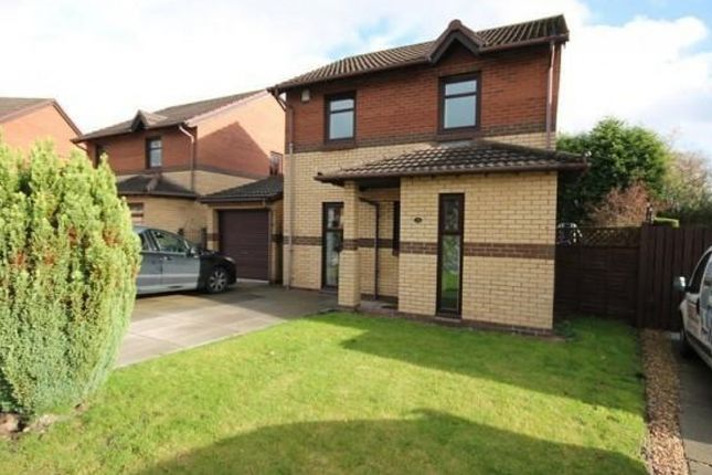 Thumbnail Detached house for sale in 31 Cameronian Place, Bellshill