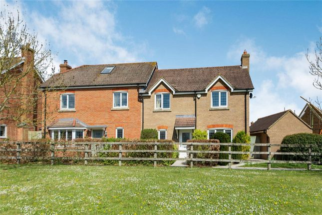 2 bed semi-detached house for sale in Middle Farm Close, Chieveley, Newbury RG20