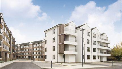 Thumbnail Flat to rent in Kew Bridge Court, Chiswick