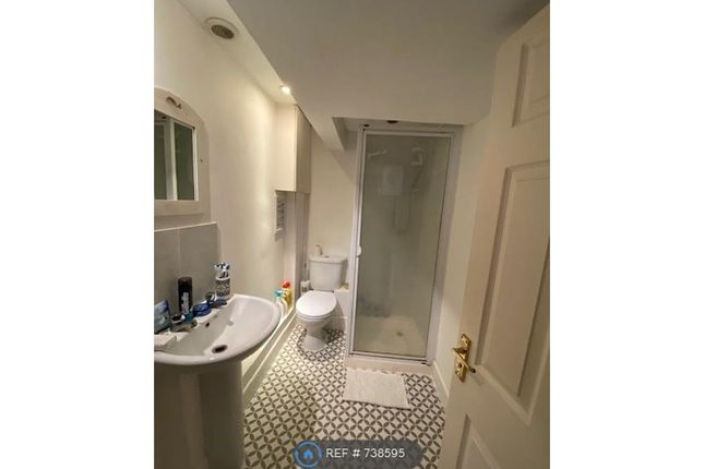 Shower Room of Bedford Place, Southampton SO15