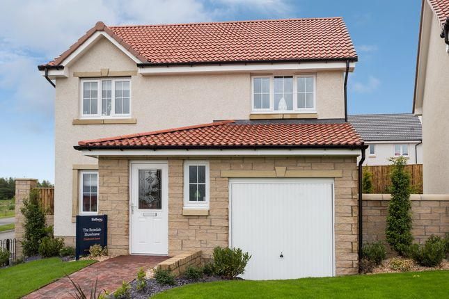 Thumbnail Detached house for sale in Off Junction 4A, Whitburn