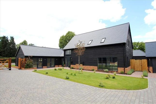 Thumbnail Detached house for sale in Church Farm Court, Roxton