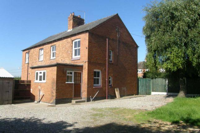 Thumbnail Semi-detached house to rent in Edstaston Hall Cottage, Edstaston, Wem, Shropshire