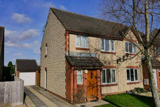 Thumbnail Semi-detached house to rent in Rendcomb Drive, Cirencester