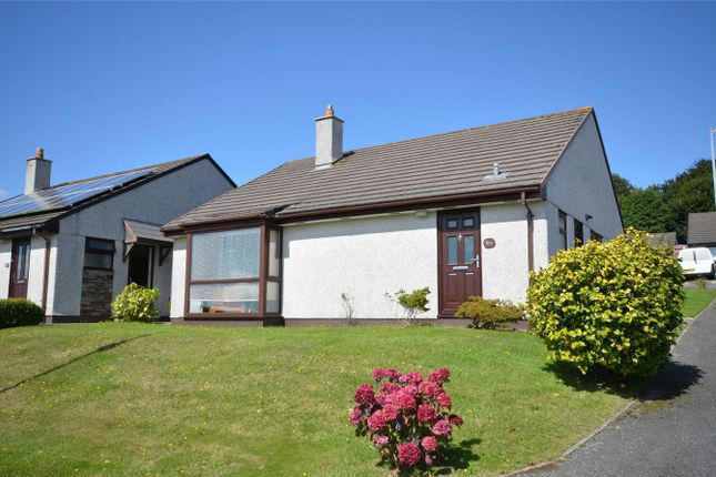 Thumbnail Detached bungalow for sale in Valley Close, Truro, Cornwall