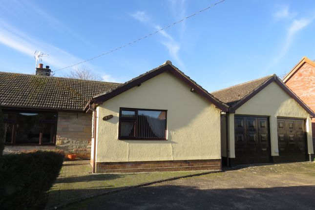 Thumbnail Detached bungalow for sale in Gallants Lane, East Harling, Norwich