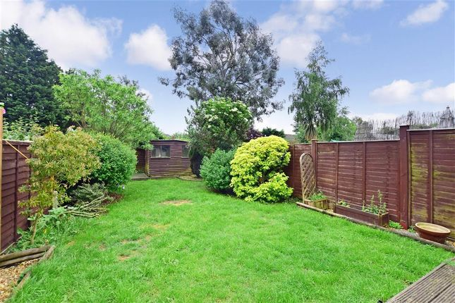 Rear Garden of Whittaker Road, Sutton, Surrey SM3