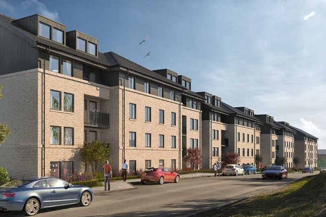 Thumbnail Flat for sale in Bishopbriggs Apartments, Block A, Bishopbriggs, Glasgow