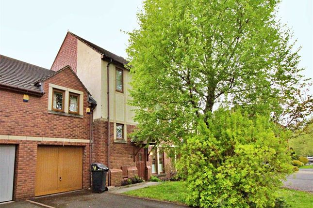 Thumbnail Town house for sale in Waters Edge Green, Garstang, Preston