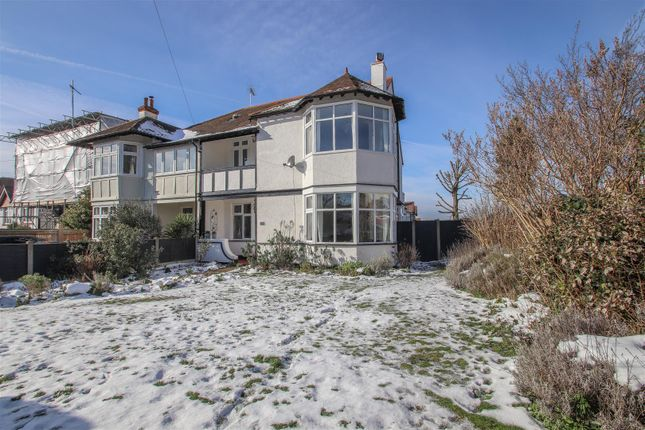 Thumbnail Semi-detached house for sale in Crowstone Road, Westcliff-On-Sea