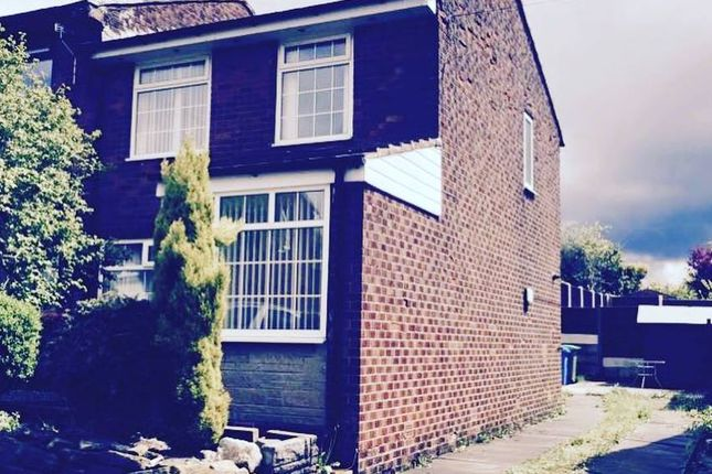 Thumbnail Semi-detached house to rent in Sunfield Road, Moorside