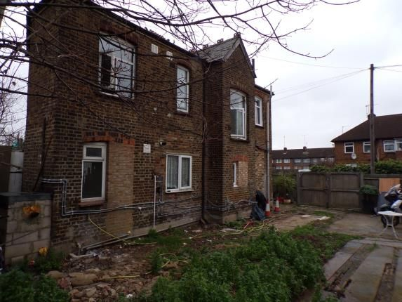 Rear Views of College Close, Upper Edmonton, London N18