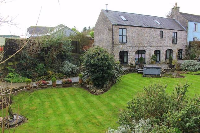 4 bed semi-detached house for sale in Buttyland, Manorbier, Tenby SA70