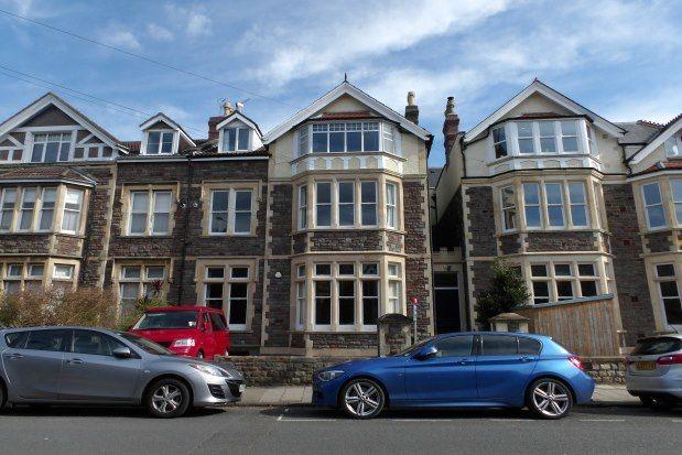 Thumbnail Flat to rent in Redland Road, Bristol