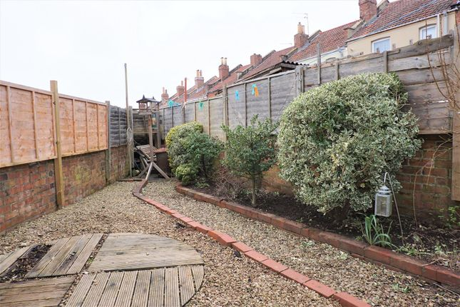 Gardens of Sandringham Road, Brislington, Bristol BS4