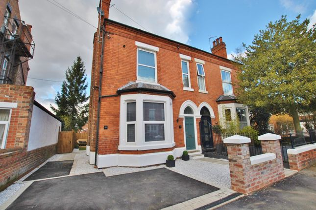 Thumbnail Flat to rent in George Road, West Bridgford