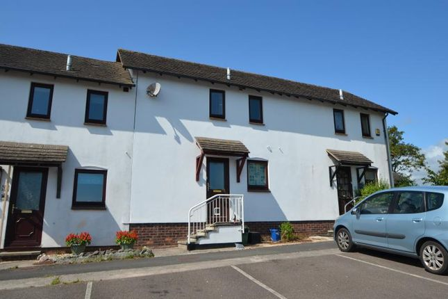 Thumbnail Terraced house to rent in Richards Close, Dawlish