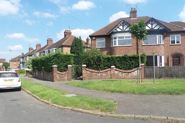 Thumbnail Semi-detached house to rent in Norton Road, Peterborough