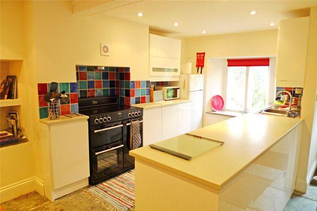 Cottage Kitchen of Vicarage Hill, Tintagel, Cornwall PL34