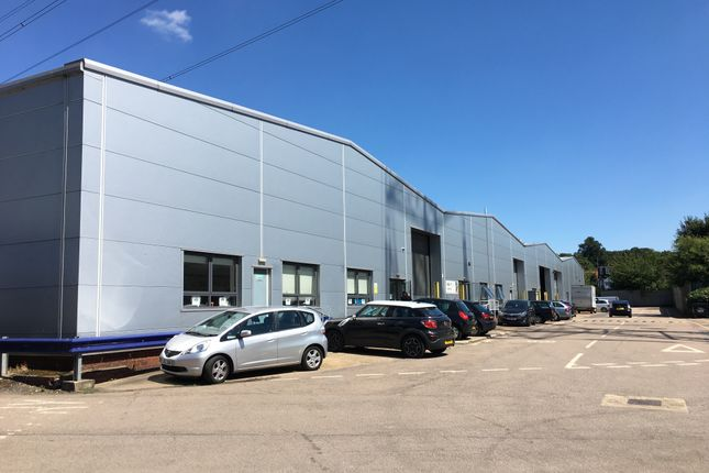 Thumbnail Warehouse to let in Greatham Road, Watford
