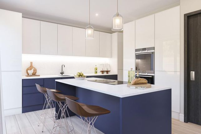 Kitchen of Finchley, London N3
