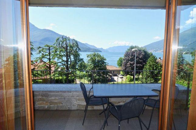 Lake View of Via Regina Gravedona Ed Uniti, Gravedona Ed Uniti, Como, Lombardy, Italy