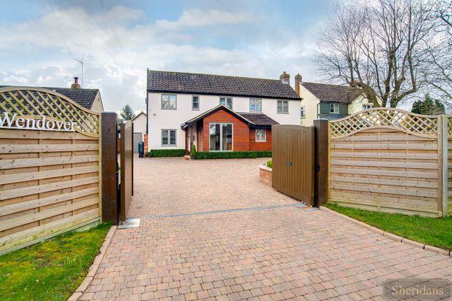 Thumbnail Detached house for sale in Sharps Lane, Horringer, Bury St. Edmunds