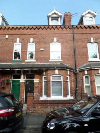 Thumbnail Shared accommodation to rent in Wigginton Terrace, York