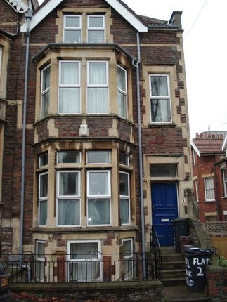 Thumbnail Flat to rent in Brookfield Road, Bristol