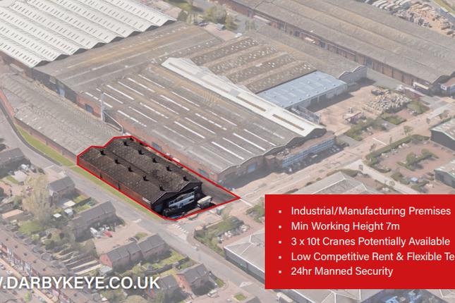 Thumbnail Industrial to let in Unit M, Saltley Business Park, Saltley, Birmingham