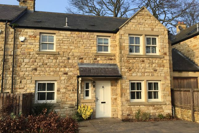 Thumbnail Semi-detached house for sale in The Paddock, Bishop Auckland, County Durham