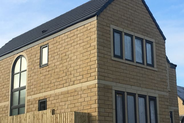 Thumbnail Detached house for sale in Cowlersley Lane, Cowlersley, Huddersfield