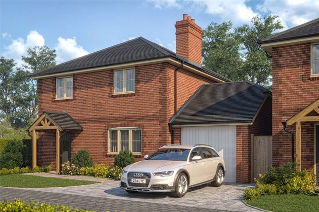 Thumbnail Detached house for sale in Willow End, Tudor Way, Kings Worthy, Winchester