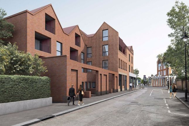 Thumbnail Flat for sale in Archway Road, Richardson Mews, Highgate
