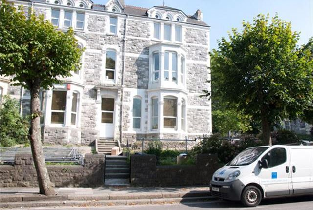 Thumbnail Commercial property for sale in Richmond Lodge, 1 St. Lawrence Road, Plymouth, Devon