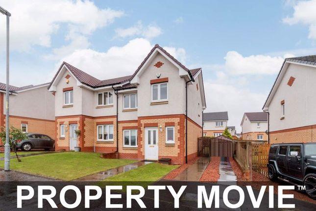 Thumbnail Semi-detached house for sale in Whitehaugh Road, Parklands