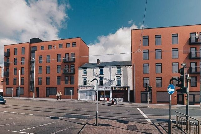 Flat for sale in Infirmary Road, Sheffield